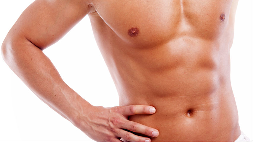 Vaser Liposuction six pack high def liposuction Rocklin