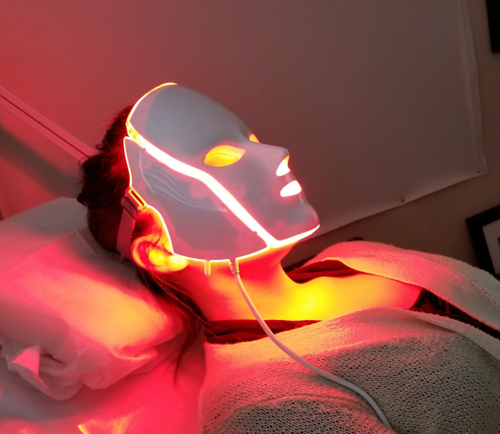 LED Light Therapy Elite Medical Aesthetics Rocklin Ray Bayati MD