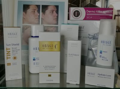 Obagi Skin care products Rocklin Elie Medical Aesthetics