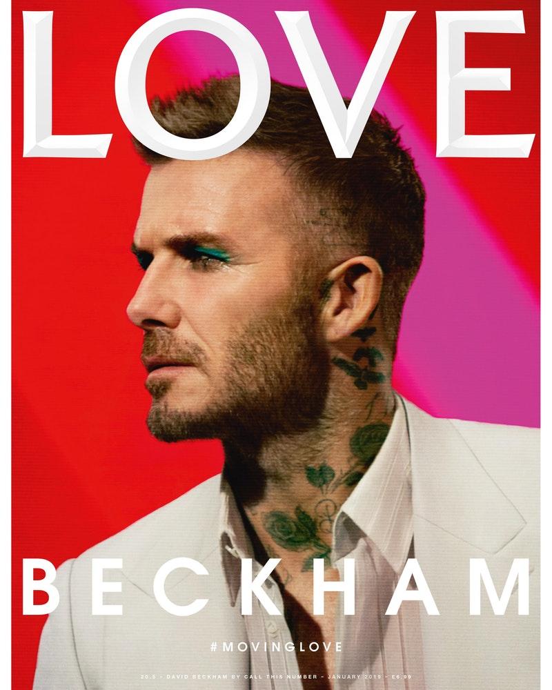 Becham Men's Makeup LOVE Magazine Rocklin Elite Medical