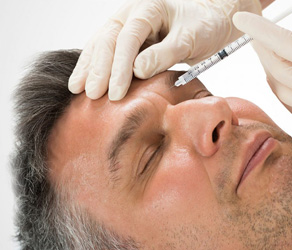 botox & fillers for men