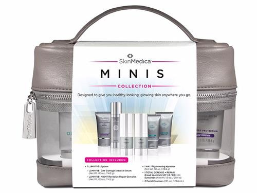 SKINMEDICA minis COLLECTION dR rAY RECOMMENDS SACRAMENTO