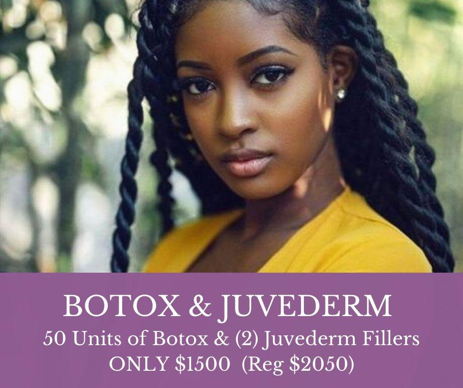 Botox Juvederm Specials May 2020 Rocklin